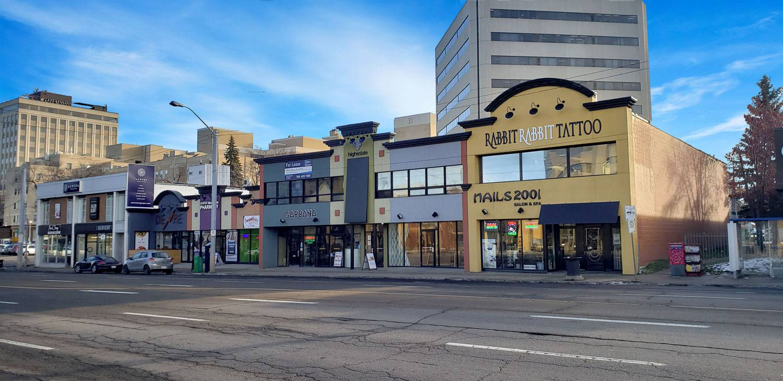High Estate on Jasper Avenue-11229 Jasper Avenue, Edmonton