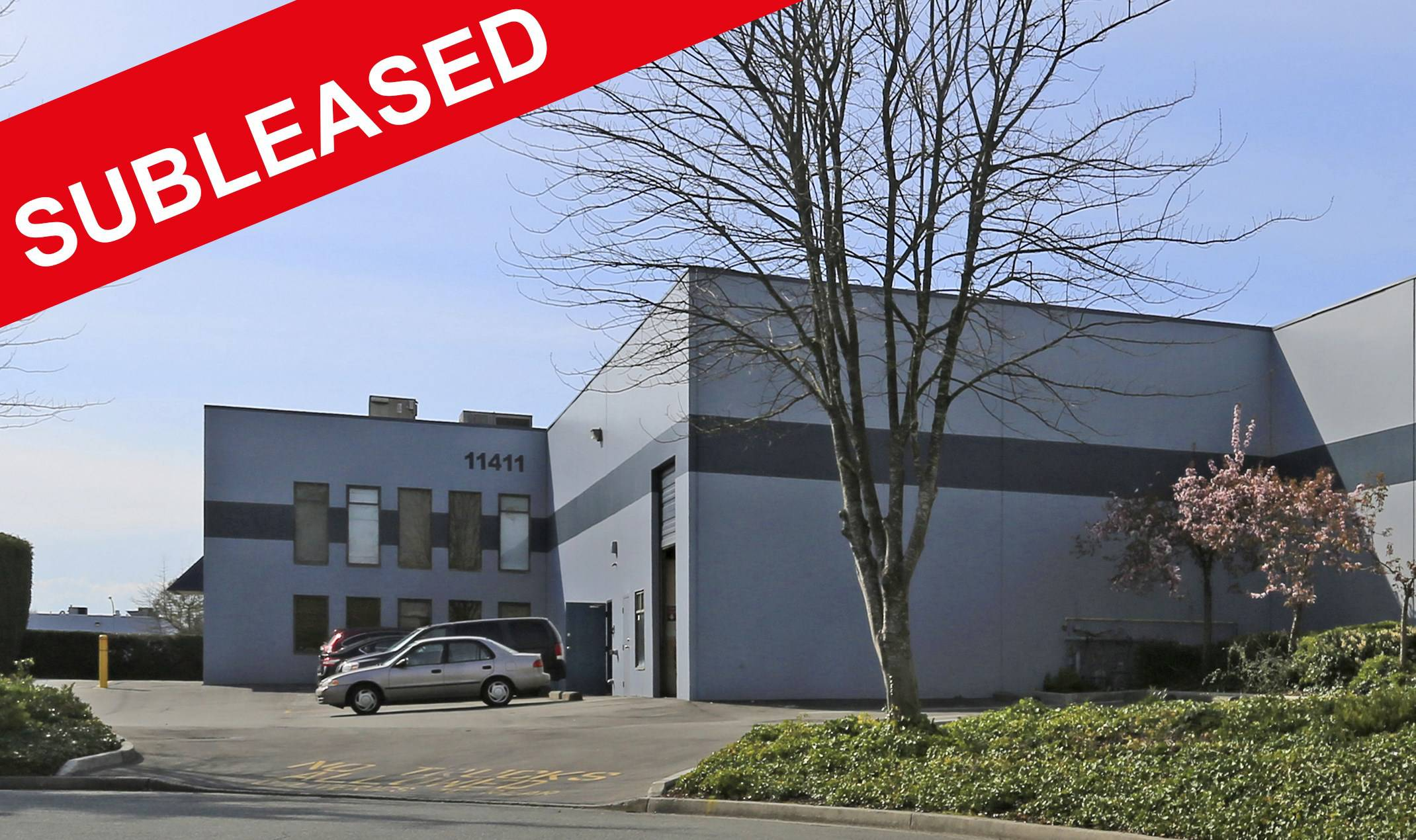 For Sublease 11411 Blacksmith Place Richmond BC